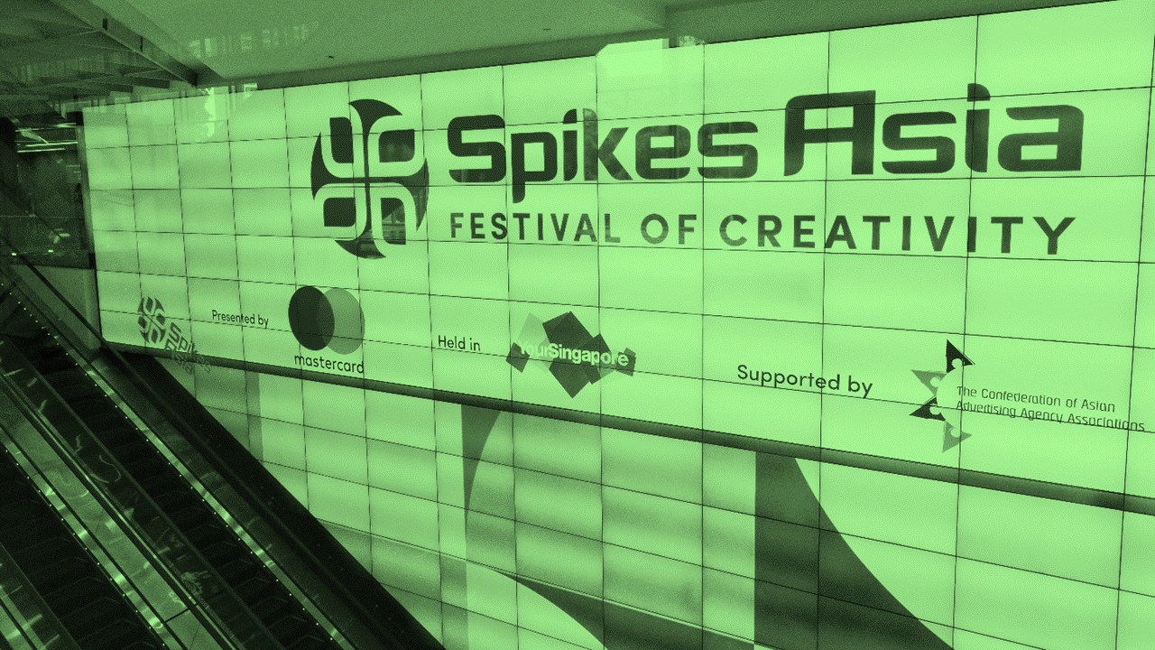 The Power of Spikes – Tim Sutton, Andrea Hayes & Lydia Lee on 'Asia's Cannes'
